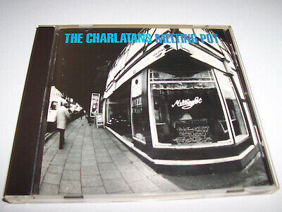 The Charlatans - Melting Pot - CD Album (1998) • 3.49£