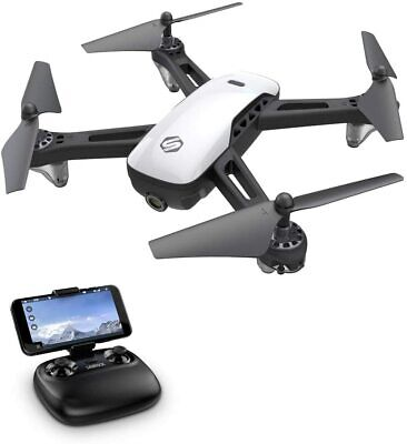 AU124.47 • Buy U52 Drones For Kids And Adults With 720P HD Camera WiFi Live Video FPV, 3D Flip