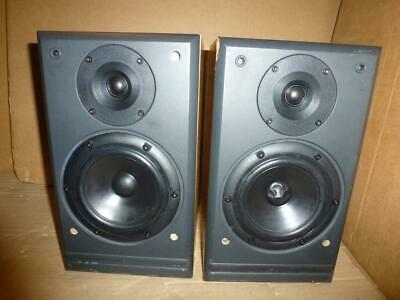 JPW ML510 Speakers-70 W,6 Ohms-SUPERB SOUND-Full Working Order. • 35£