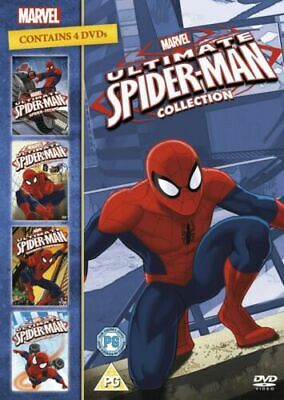 Marvel Ultimate Spider-man Dvd Collection Cartoon New & Sealed • 9.99£