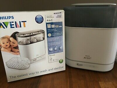 AU40 • Buy Philips Avent 4-in-1 Electic Steam Sterilizer