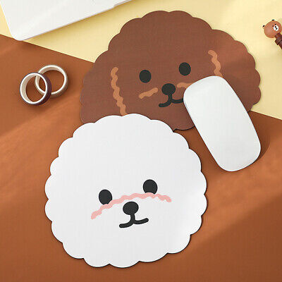Adorable Cute Puppy Mouse Mat Doggy Dog Mouse Pad Cartoon Gift For PC Computer • 3.99£