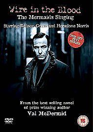 Wire In The Blood - The Mermaids Singing (DVD, 2008) - NEW SEALED • 2.12£