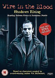 Wire In The Blood - Shadows Rising (DVD) -  Brand New & Sealed • 2.32£