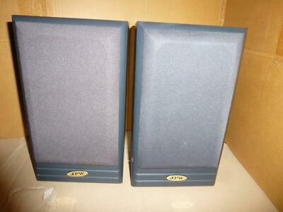 JPW ML310 Speakers-60 Watt,6 Ohms,89 Db-Made In England-SUPERB SOUND • 39£