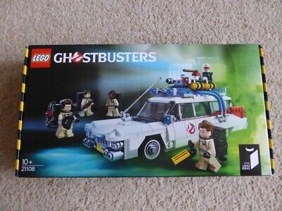 LEGO 21108 Ideas Ghostbusters Ecto 1  - BNISB - NEW In Factory Sealed Box • 89£