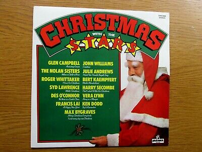 Christmas With The Stars 1978 Uk Vinyl Lp Xmas Songs Compilation • 12.99£