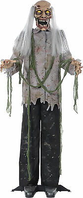 $ CDN87.14 • Buy Halloween Animated Life Size Zombie Corpse Sounds  Prop Decoration Haunted House