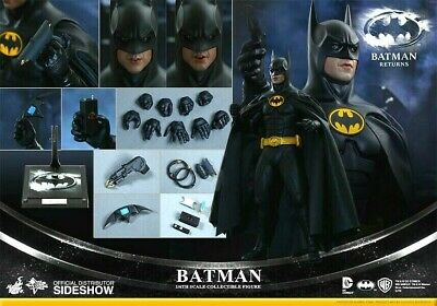 $ CDN1051.99 • Buy Hot Toys MMS 293 Batman: Batman Returns 1/6 Sideshow Movie Masterpiece Figure