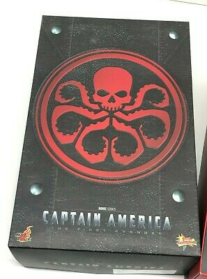 $ CDN598.43 • Buy Hot Toys Mms167 Captain America : The First Avengers – Red Skull 1/6 Scale New