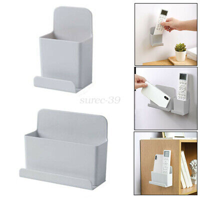 AU15.63 • Buy Wall Mounted TV Air Conditioner Remote Control Holder Hanger Phone Storage Rack