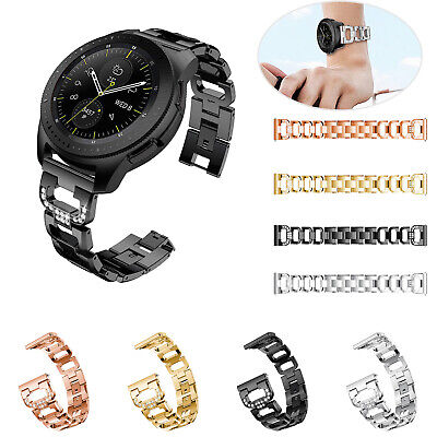 AU16.99 • Buy Stainless Steel Watch Wrist Band Strap For Samsung Galaxy Watch 3 41 42mm 40 44m