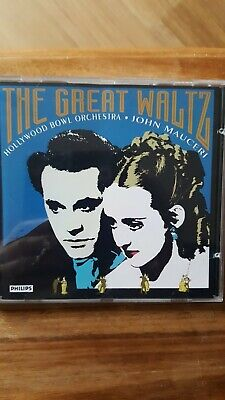 The Great Waltz (CD, Mar-1994, Philips) • 0.99£