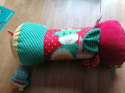 Baby Tummy Time Roller • 4.10£