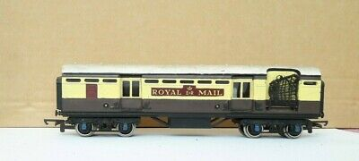 GWR Royal Mail Coach Converted And Reworked From Tri-ang Hornby Triang • 15£
