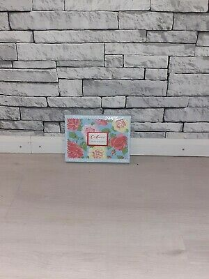 BNIB Brand New Cath Kidston Stationery Floral Writing Paper & Envelopes Gift Box • 2.20£