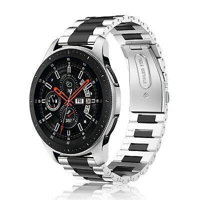 AU16.99 • Buy For Samsung Galaxy Watch 46mm 42mm 41/45 Bands Stainless Steel Replacement Strap