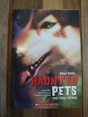 £2.17 • Buy Haunted Pets True Ghost Stories By Allan Zullo - Chapter Book