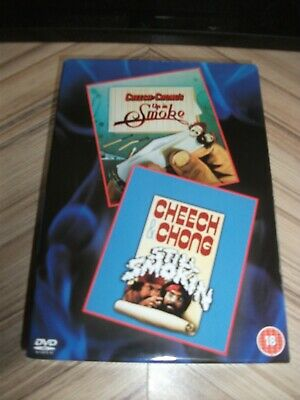 Cheech And Chong Double Pack [DVD] - DVD  XDVG The Cheap Fast Free Post • 7.50£