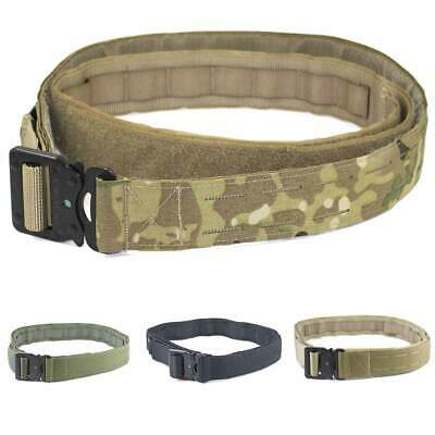 £43.90 • Buy BULLDOG LASER DOUBLE SHOOTERS BELT Military Tactical Army MOLLE Duty Combat