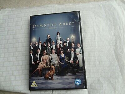 Downton Abbey The Movie (DVD, 2020) • 6.50£