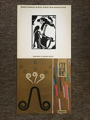 "Siouxsie And The Banshees 2x12"" Vinyl Singles • 12.50£"