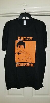 $ CDN12.47 • Buy New Kenta Kobashi T Shirt Njpw New Japan Wrestling Wwf Wwe Wcw Nwo Aew Tee Xl