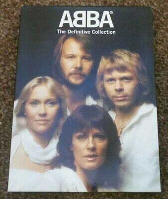 Abba: The Definitive Collection [DVD] - DVD & 2 CD. Mint Condition  • 9.99£