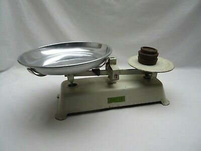 £26.50 • Buy Vintage  Cast Iron Kitchen Balance Weighing Scales