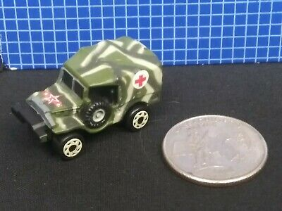 $5.95 • Buy Micro Machines Military M-37 Lt Truck Forest Camo