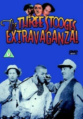 The Three Stooges DVD (2004) • 2.85£