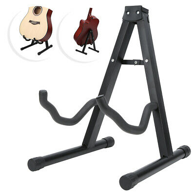 $ CDN31.77 • Buy Guitar Stand A Type Floor Style Foldable Ukulele Universal Musical Instrument
