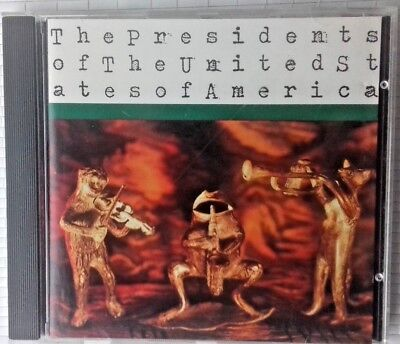 Presidents Of The United States Of America - Presidents Of The USA (CD 1999) • 0.89£