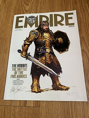 Empire Magazine - Issue 307 - January 2015 - The Hobbit: Battle Of Five Armies • 0.99£