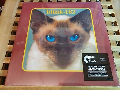 Blink 182 Cheshire Cat Lp Brand New And Sealed Mp3 Included • 15.99£