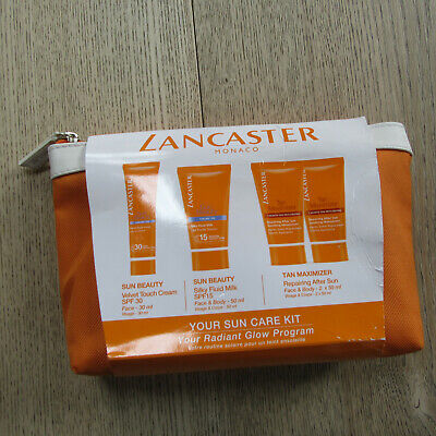 Lancaster Monaco - Your Sun Care Kit - Radiant Glow Program. • 24.99£