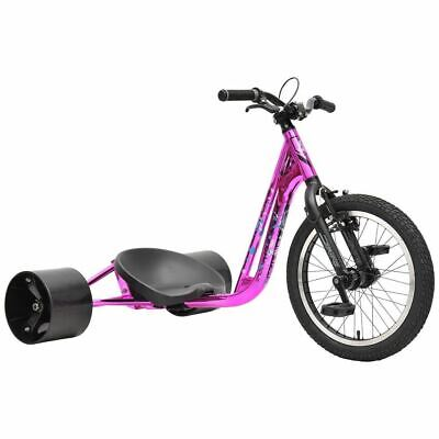 Triad Drift Trikes Counter Measure 3 Complete Trike, Electric Pink • 274.95£