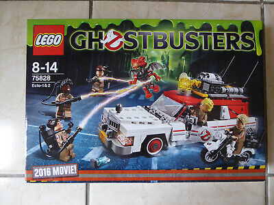 LEGO 75828 - Ghostbusters Ecto 1 & 2 - BNISB - NEW In Factory Sealed Box • 64£