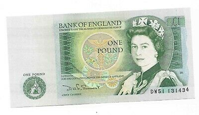 Somerset Pound Note.1981. Uncirculated Note. • 3£