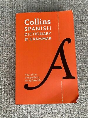 Collins Spanish Dictionary • 4.99£