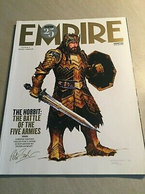 Empire Magazine The Hobbit Battle Of Five Armies Issue 307 January 2015 • 4.50£