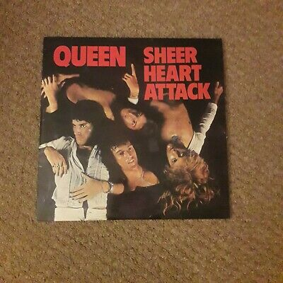 Queen,Sheer Heart  Attack Lp • 19.99£
