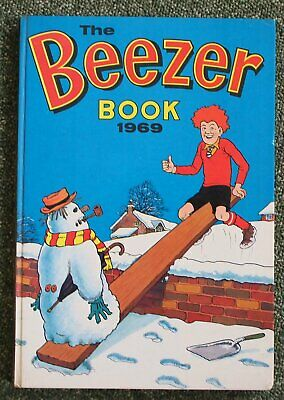 The Beezer Book 1969 In Good Condition • 4.75£