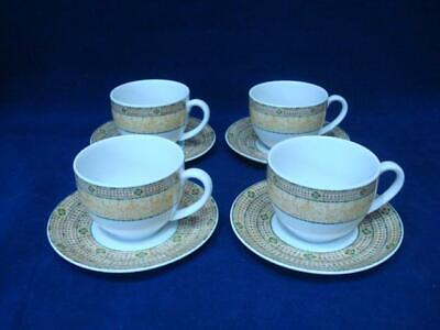 £16 • Buy Wedgwood Home Florence Teacups And Saucers X 4 Excellent