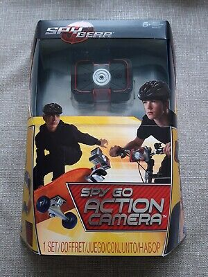 £21.99 • Buy Spy Gear Spy Go Action Camera By Spin Master New And Sealed