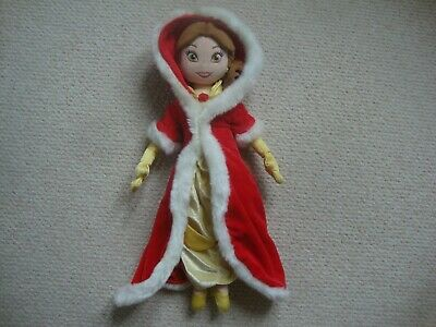 Disney Store Belle Beauty And The Beast Soft Plush Doll 20 Inches • 8£