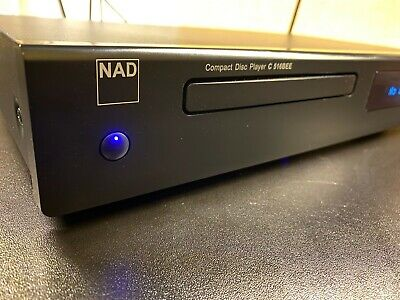 Nad C 516BEE High Quality CD Player Hifi Separate. Fully Working, Sounds Great • 60£