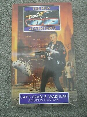 Doctor Who Book - Cat's Cradle: Warhead - The New Adventures Paperback • 2.20£