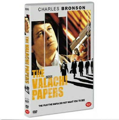 The Valachi Papers UNCUT 125 Minutes ALL REGION DVD Charles Bronson UK SELLER • 8.49£