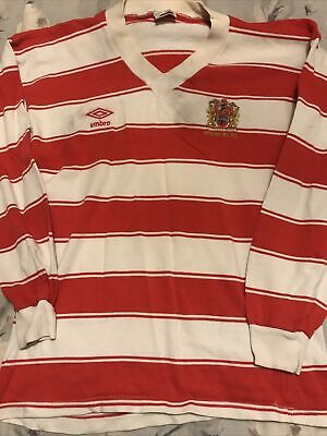 Wigan Warriors RLFC 1984 Rugby League Shirt Vintage RL Jersey  • 23.55£